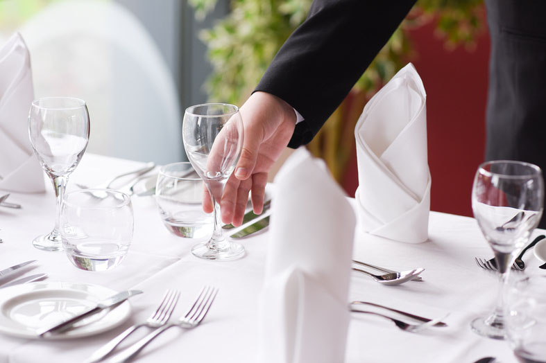 Silver Service Dining Experiences
